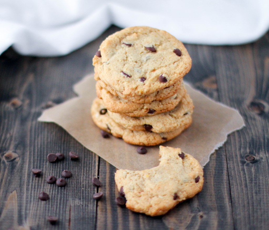 Best Ever Paleo Chocolate Chip Cookies - Coconut Contentment