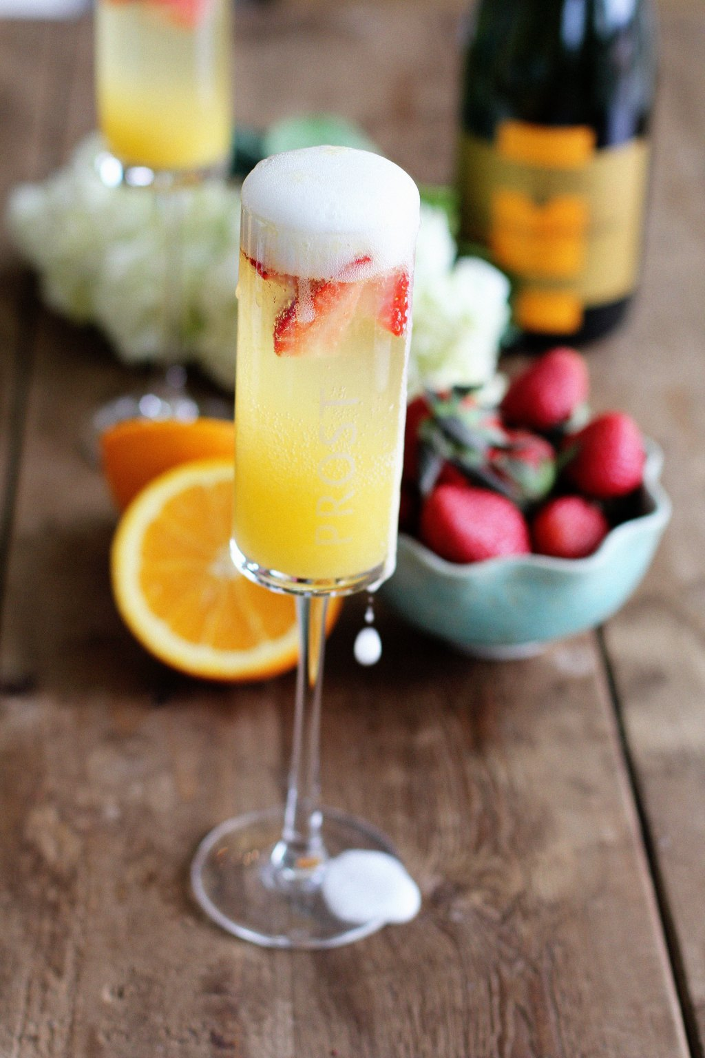 Traditional Mimosa by Jessi's Kitchen