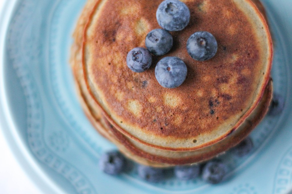 Perfect Paleo Pancakes - Coconut Contentment (Paleo, Gluten-free)