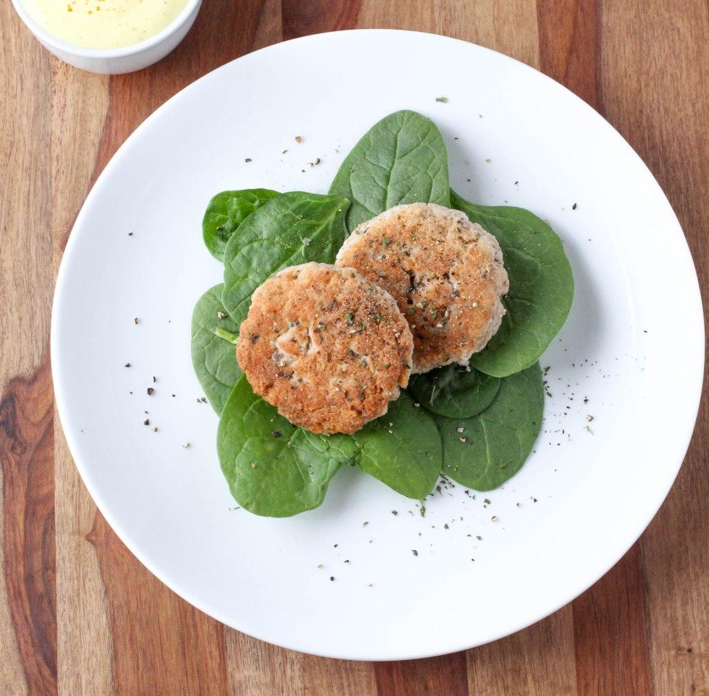 Salmon Croquettes - Coconut Contentment (Paleo, Gluten-free)