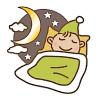起きている時間と睡眠の質と量の関係