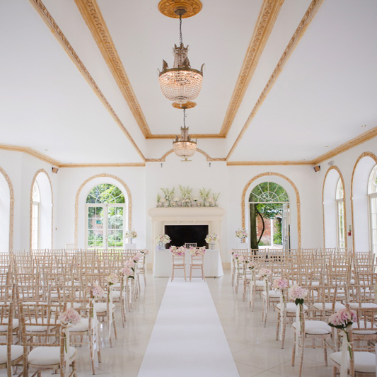 Wedding Cerimonies Orangery & Glass House Wedding Venues | Uk Wedding Venues