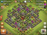 TH Clash Of Clans Trophy Base