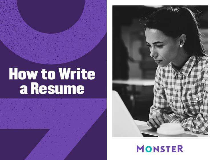 How to Get Your Resume Ready For a Job Search Monster