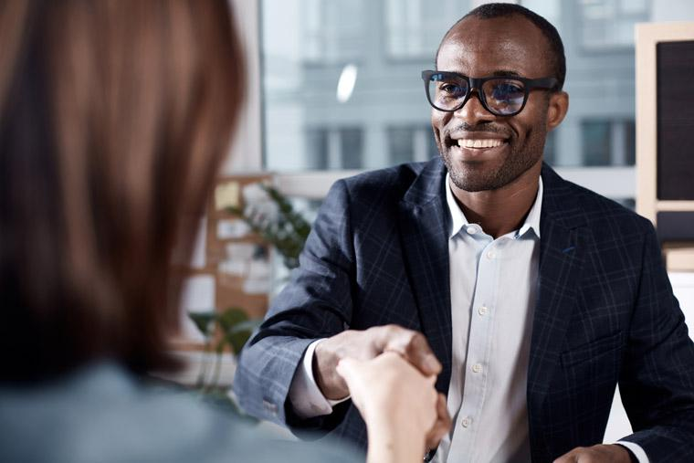 How to Close The Job Interview Monster