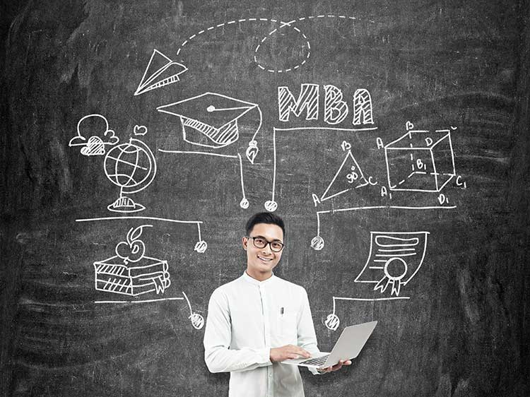 How To Juggle A Full-Time Job While Getting Your MBA Monster