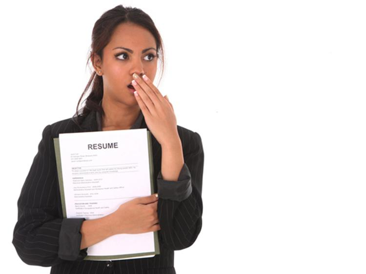 What Not To Put On Your Resume Monster