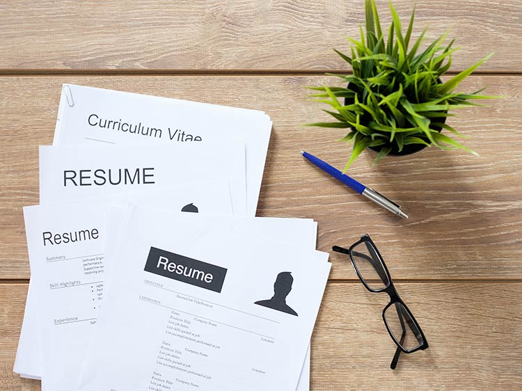 Resume Format Advice What A Resume Should Look Like Monster