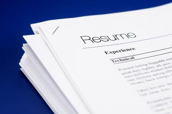 How Long Should Your Resume Be Monster - resume one page