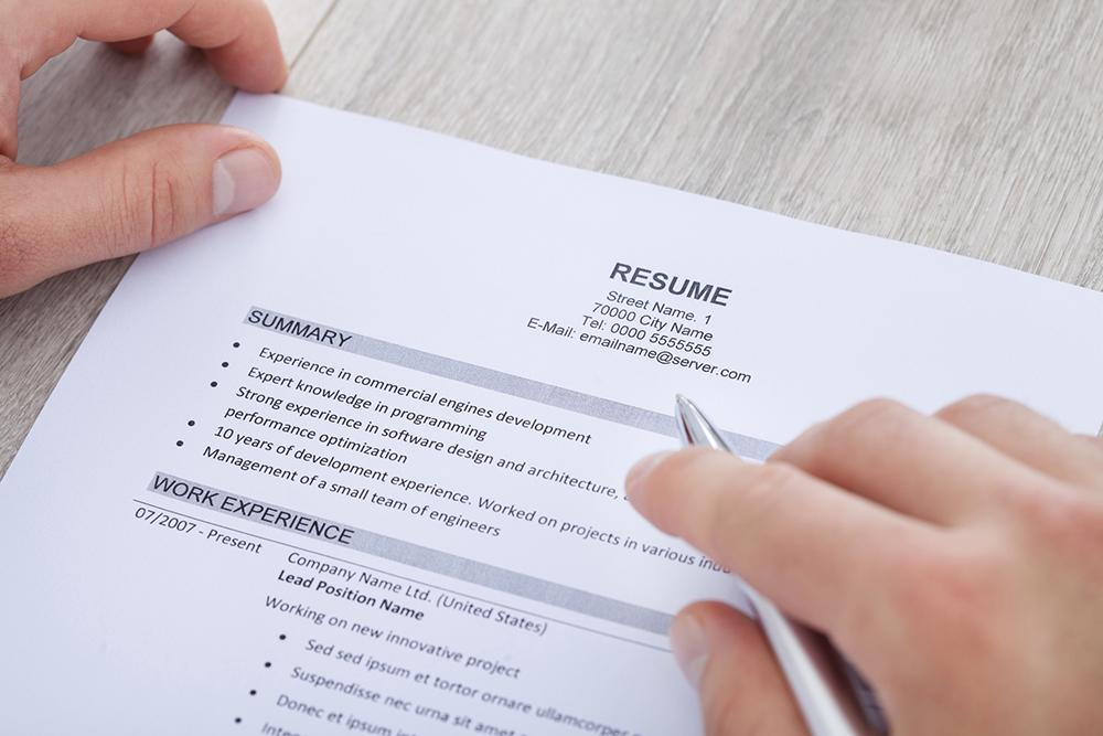 Should You Put Your Address on a Resume? Monster