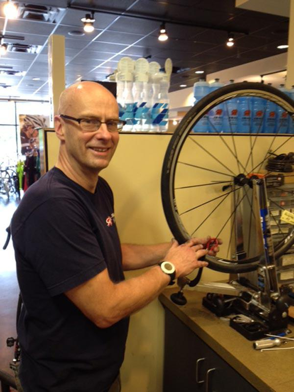Hot Retail Career Breaking into the Bicycle Retail Industry