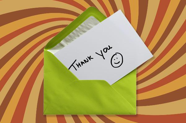 Thank You Notes They\u0027re Not Just For Interviews Anymore Monster