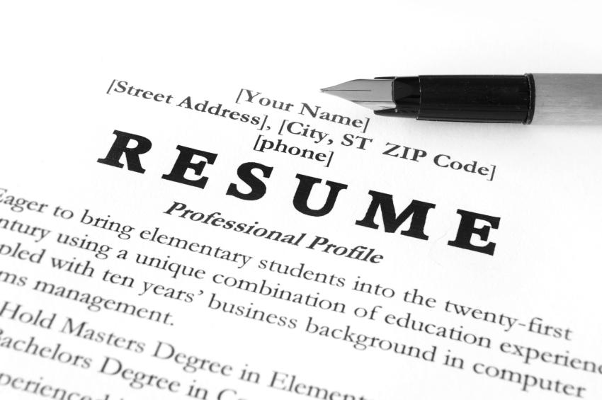 How To Write A Resume Monster - Building A Resume Tips