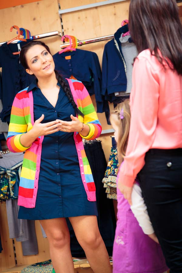Retail Workers\u0027 Biggest Challenges, Expert Advice From the Sales - sales associate