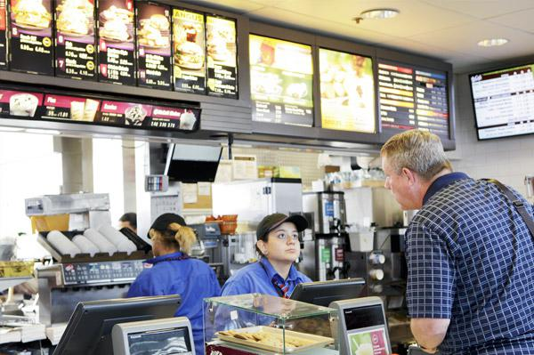 Unions get the OK to negotiate for fast-food workers Monster