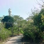 Arrival at Bolinao Patar Beach