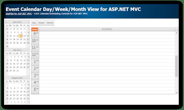 How To Create A New Calendar Url Make Free Photo Calendar 2018 Create Your Own Photo Event Calendar With Dayweekmonth Views For Aspnet Mvc