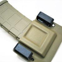 Universal AR-15 Kydex Mag Holster - 5.56/.223 Magazine Holder