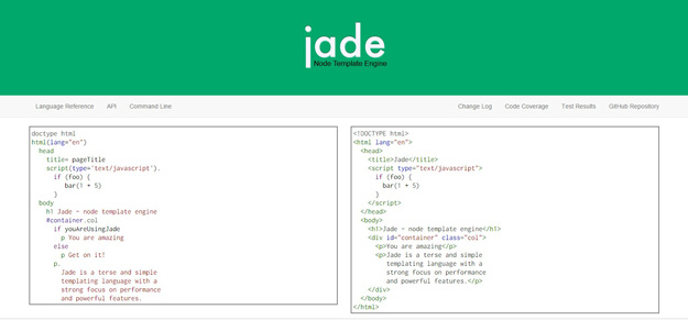 15 JavaScript Template Engines for Developers Code Geekz