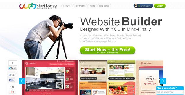 15 Best Free Online Website Builders Code Geekz