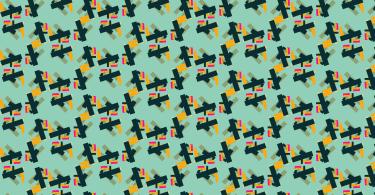 Random Background Pattern Image