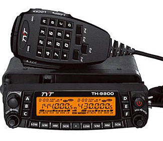 The TYT TH-9800 sets a new high-water mark for excellent value feature-filled two-way radios.