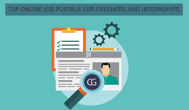 TOP ONLINE JOB PORTALS FOR FRESHERS AND INTERNSHIPS - Recruiter\u0027s blog