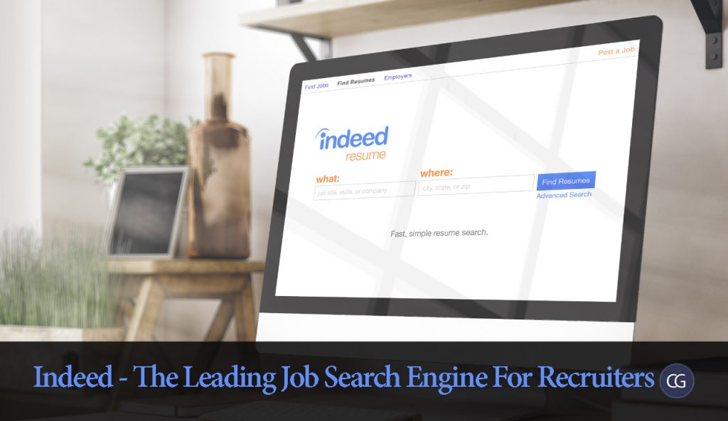 Indeed - The leading Job Search Engine for recruiters - Recruiter\u0027s blog