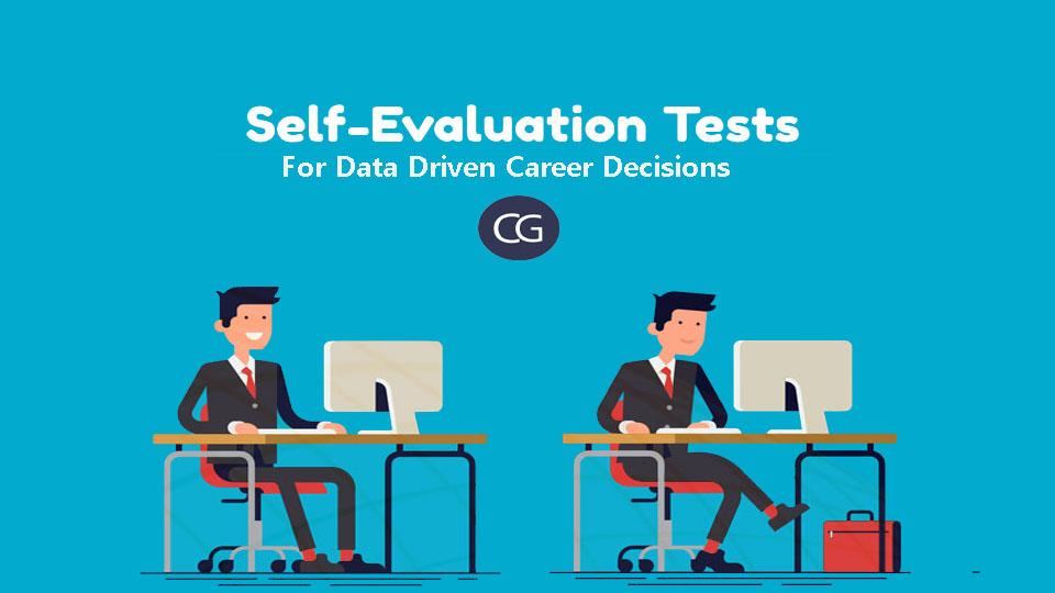 Self- Evaluation Test For a Data Driven Career Decisions - Self Evaluation