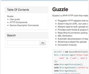 PHP HTTP Request With Guzzle