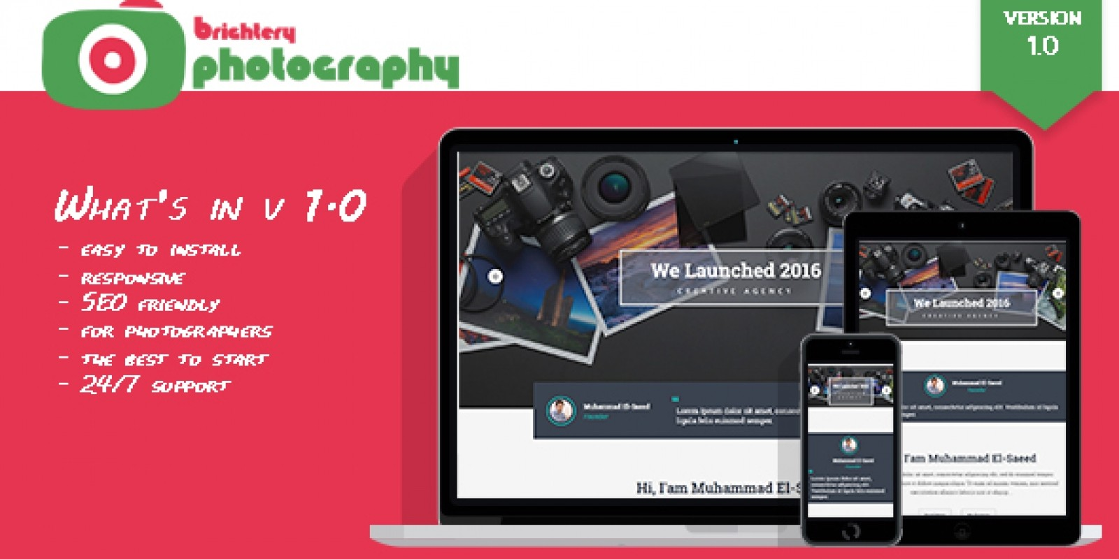 Cms Script Brighter Photography Cms Php Script