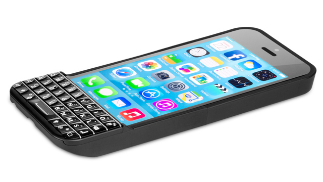 Convierte tu iPhone en un Blackberry con Typo Keyboard (+Video)