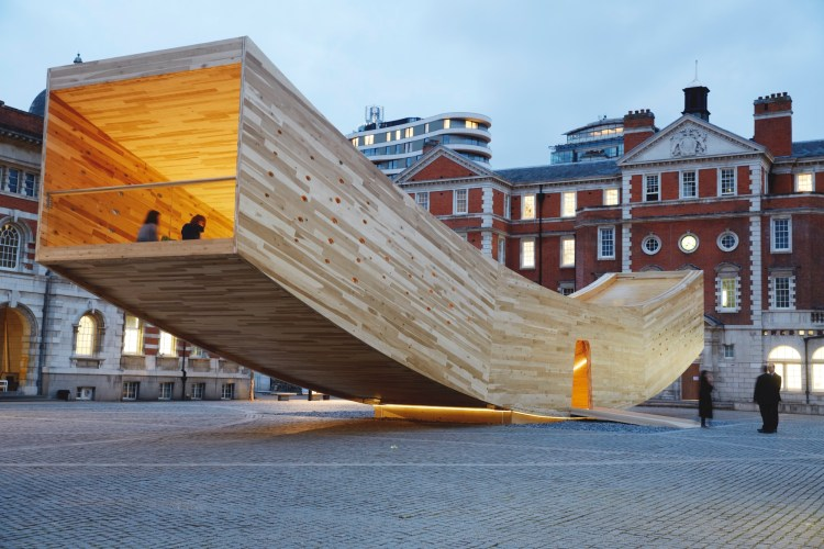 The Smile by Alison Brooks Architects