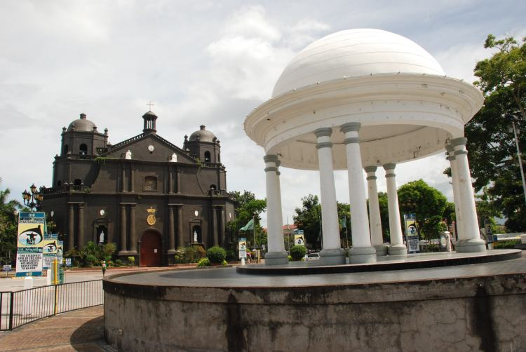 Cathedral, Naga City, Bicol, Philippines