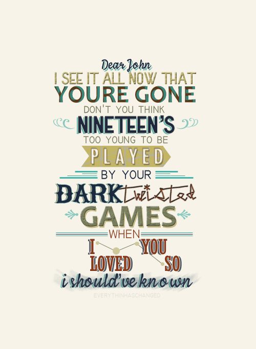 Taylor Swift Song Quotes Wallpaper Taylor Swift Lyric Art Coffee And Irony