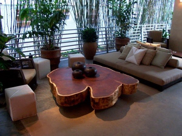 Rustic design coffee tables for your living room Coffee \ Side - wood living room furniture