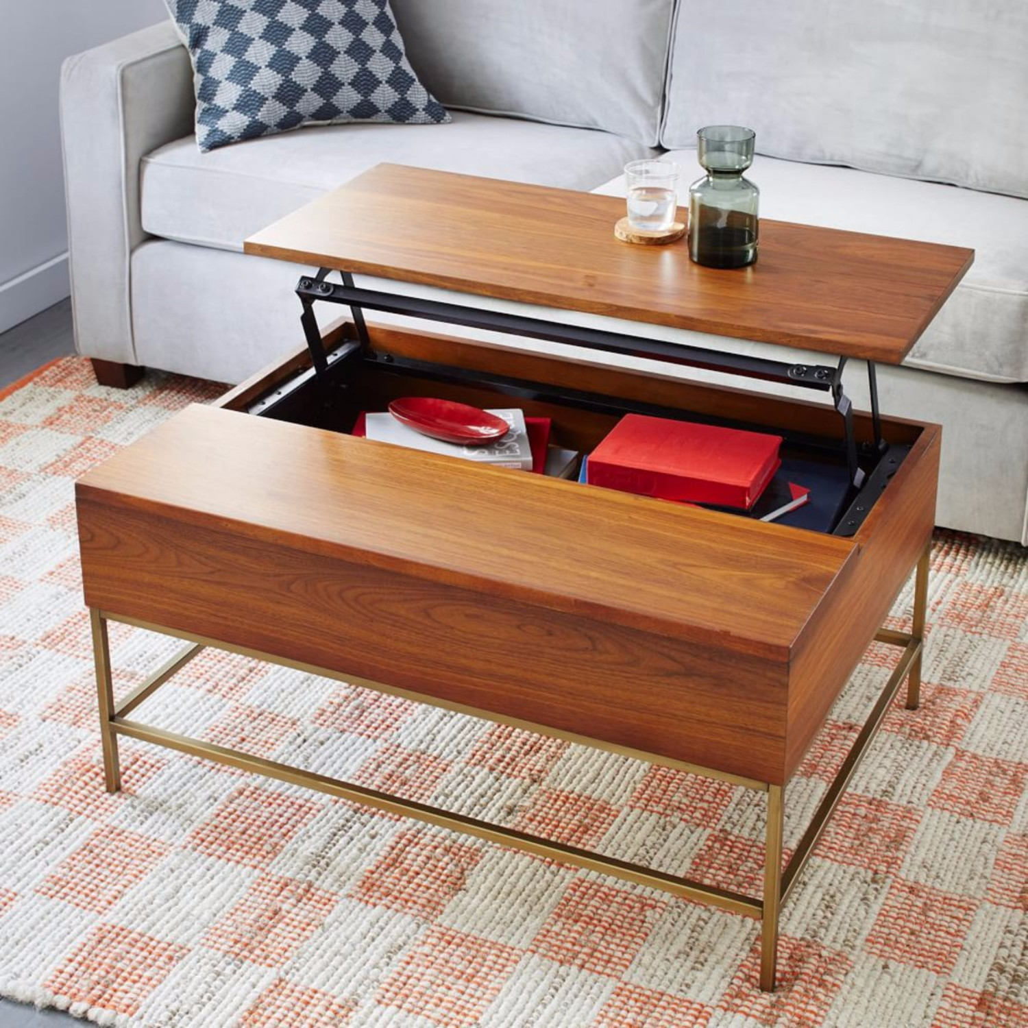 Coffee And End Tables With Storage The Best Tips To Get Lovely Coffee And Side Tables