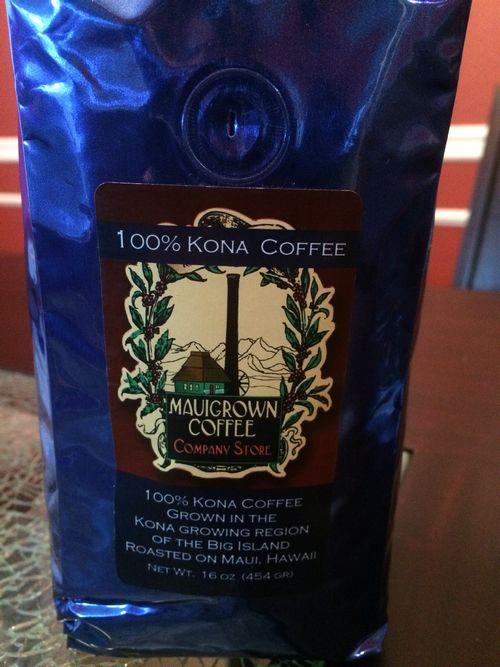 Review: MauiGrown Coffee Company 100% Kona (Hawai'i)
