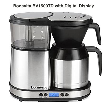 Bonavita Coffee Maker Vs Bunn : CoffeeGearAtHome.com - Your Guide To Must-Have Coffee Gear - Part 4