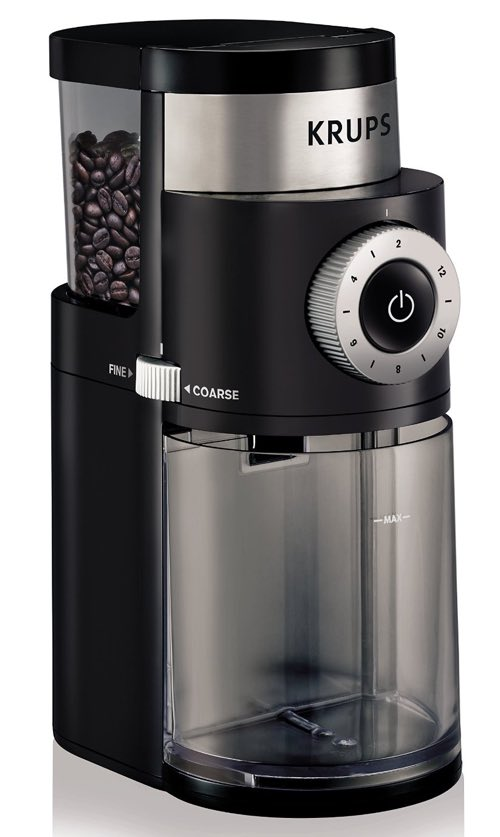 krups-gx5000-professional-electric-coffee-burr-grinder