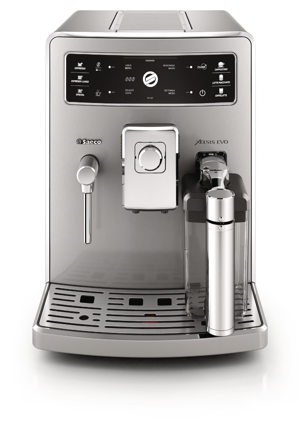 Philip Saeco Saeco Phillips Superautomatic Espresso Machine Reviews Coffee On