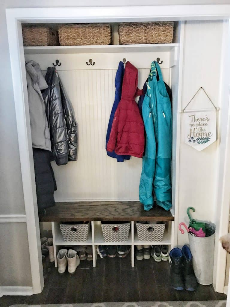 Closet Organization Clear The Clutter Challenge Closet Organization Coffee
