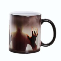 Cool Heat Changing Coffee Mugs - Coffee Supremacy