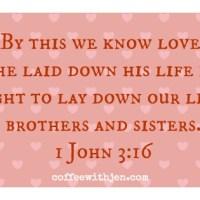 Seek the Source of Love: My True Valentine