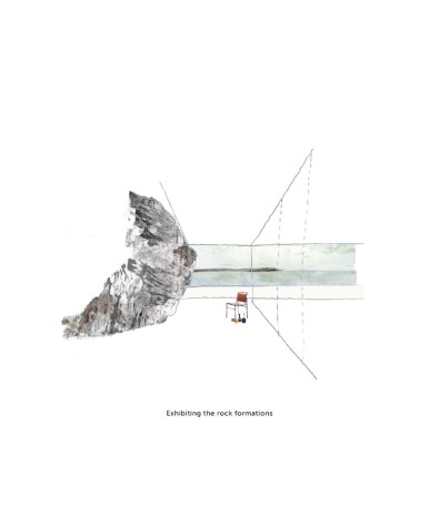 Coffey Architects_Natural geology sketch