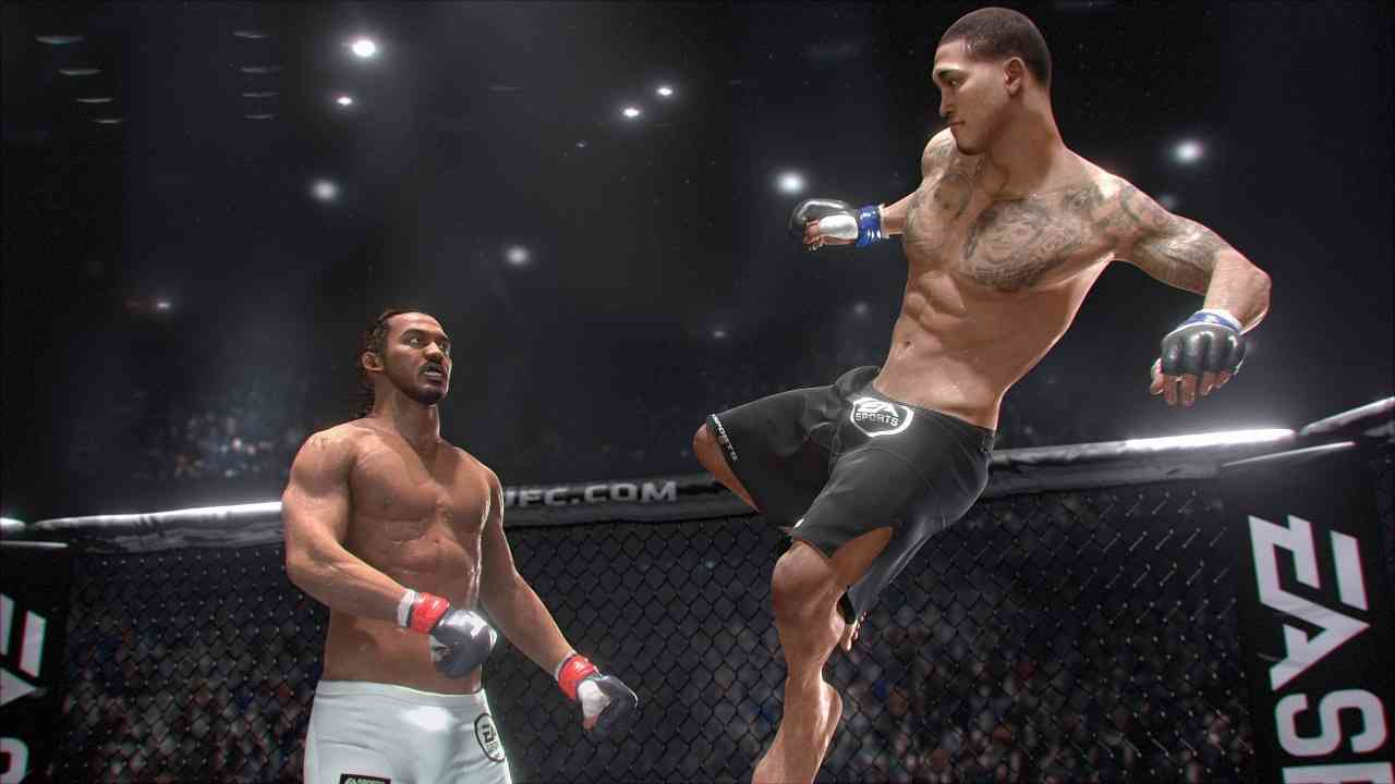 Question Mark Hd Wallpaper Ea Sports Ufc 2 Review Not Quite The Knockout Punch We