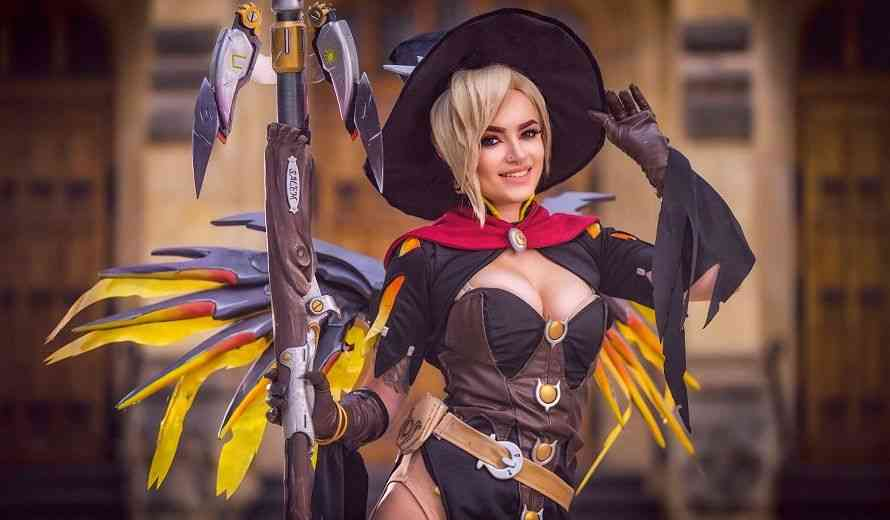 Overwatch Girls Wallpaper 1920x1080 Spicy Video Shows Off Amazing Overwatch Cosplay From