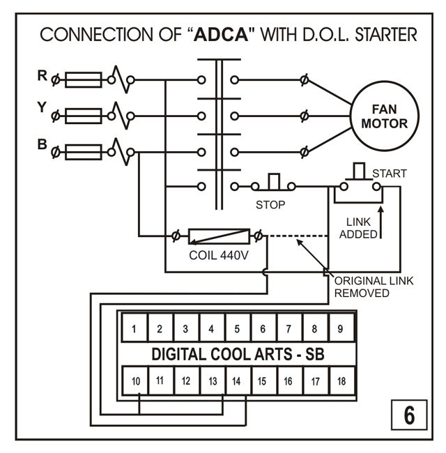 ellico water level controller wiring diagram