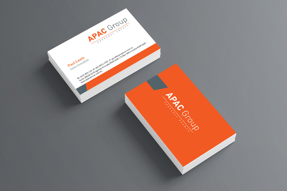 Business Card  Letterhead Printing in the Sutherland Shire COG Print™ - stationery for businesses