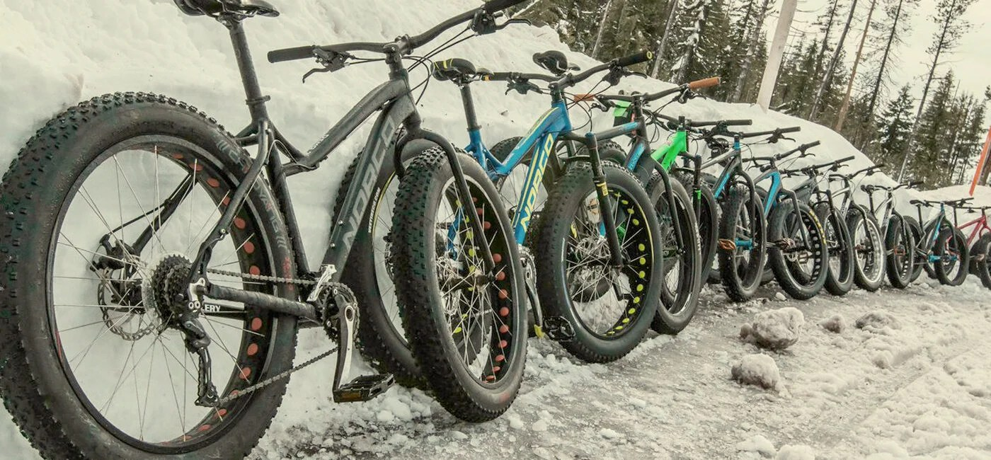 Fat Bike Winter Fat Tire Bike Tour Bend Oregon 1 Day Cog Wild